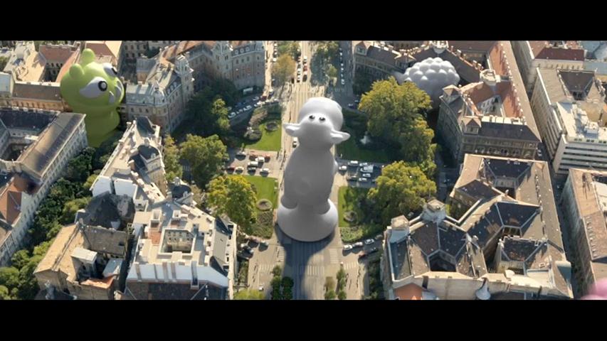 SPAR - Monsters invade the city, no escape!