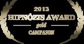 2013 Hipnózis - gold - Award