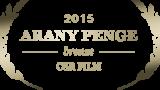 2015 Arany Penge - bronze - Award